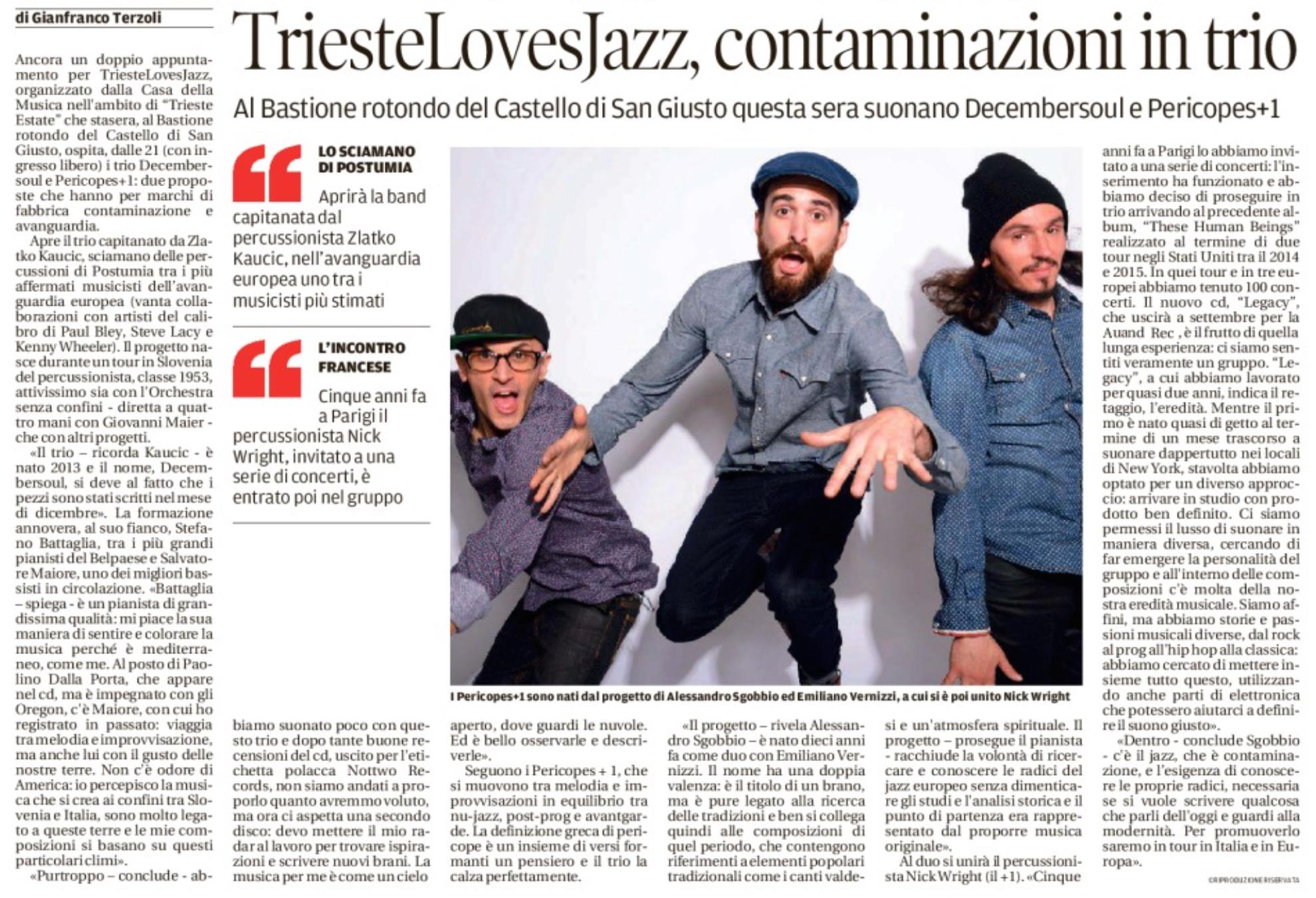 2017-07-23 - Il Piccolo Trieste