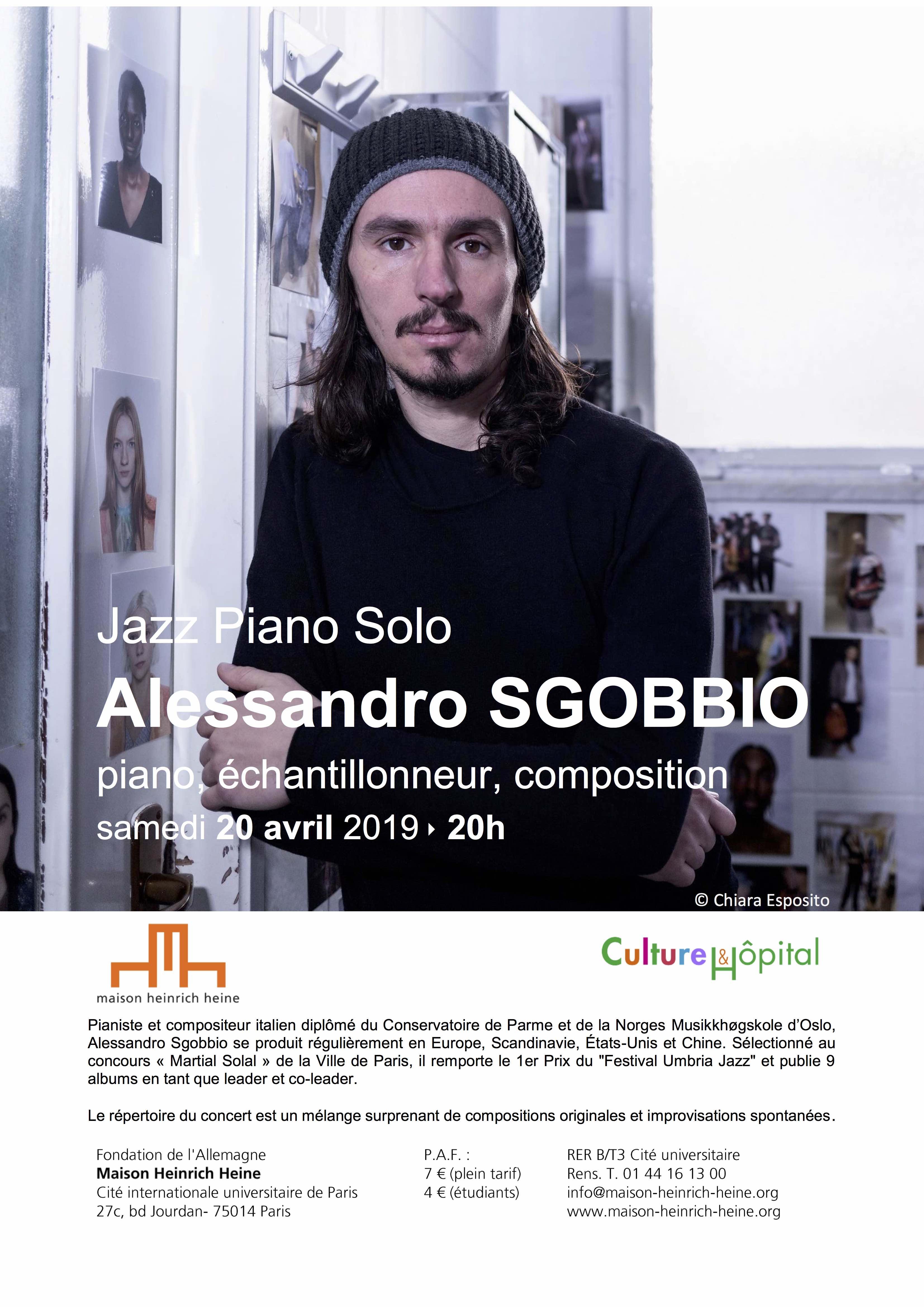 Flyer concert 20 avril-Alessandro Sgobbio