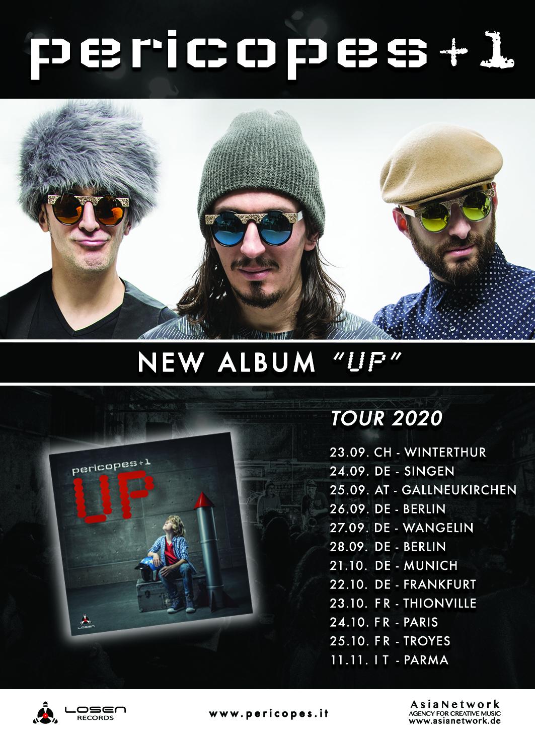 flyer tour 2020